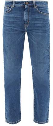 Max Mara Ecru Jeans - Mid Blue