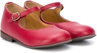Pépé Buckle Fastening Ballerina Shoes