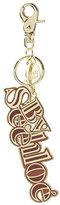 See by Chloe Logo Keychain