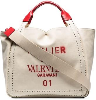 Valentino Atelier tote bag