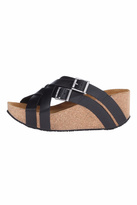 Eric Michael Joan Cross Strap Wedge