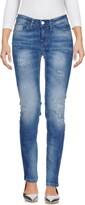 Frankie Morello Denim pants - Item 42631335