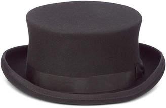 Dorfman Pacific Men Steam Punk Wool Top Hat