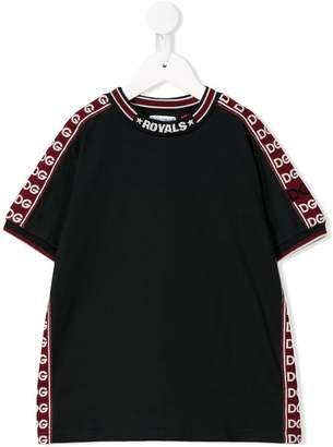 Dolce & Gabbana logo band T-shirt