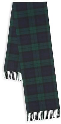 Polo Ralph Lauren Classic Tartan Cashmere Scarf
