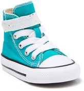 Converse Chuck Taylor All Star 1V Hi Top Turbo Sneaker (Baby & Toddler)