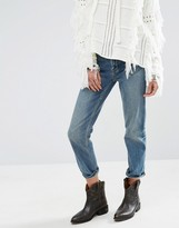 Free People Jasper Straight Jeans