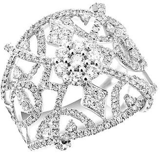 Diana M Fine Jewelry 18K 1.06 Ct. Tw. Diamond Ring