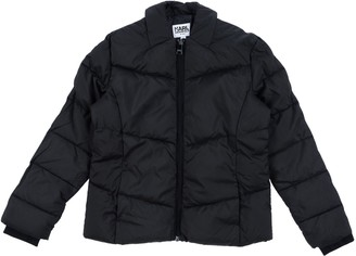 Karl Lagerfeld Paris Synthetic Down Jackets