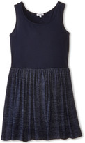 Splendid Littles Loose Knit Jersey Dress (Big Kids)