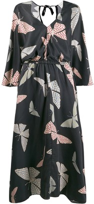 Forte Forte Notte printed tunic