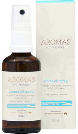 Nak Aromas Oil Spray With Argan Oil 50ml