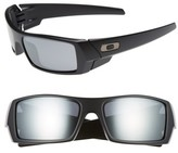 Oakley Men's Gascan 60Mm Sunglasses - Black