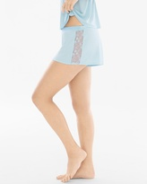 Soma Intimates Sheer Luster Sleep Tap Shorts