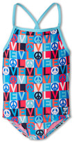 TYR Peace & Love Diamondfit (Little Kids/Big Kids)