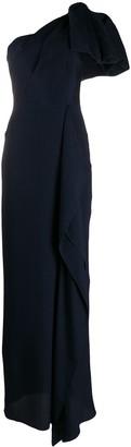 Roland Mouret Vestido Belhaven gown