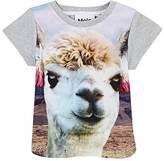Molo Kids Erin Cotton-Blend T-Shirt