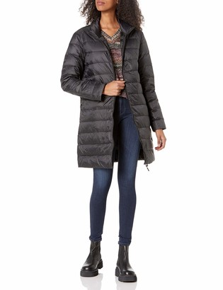 BB Dakota womens Warm Front Puffer Coat