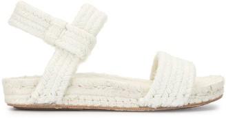 Cherevichkiotvichki Woven-Rope Sandals