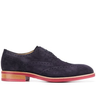 Paul Smith Suede Lace-Up Brogues