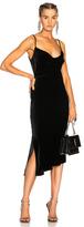 AG Adriano Goldschmied Gia Dress in Black.