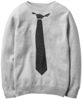 Crazy 8 Tie Sweater