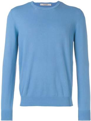 D'aniello La Fileria For slim-fit pullover