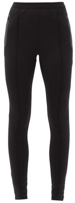 Vaara Elaine High-rise Thermal Leggings - Black