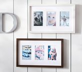 Pottery Barn Kids 3 Opening Gallery Frame Chocolate
