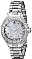 Ebel Women's 1216096 Onde Analog Display Swiss Quartz Silver Watch