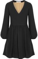 Chloé Crepe Mini Dress - FR38