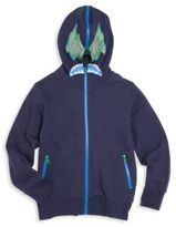 Stella McCartney Toddler's, Little Boy's & Boy's Organic Cotton Fleece Mask Graphic Hoodie