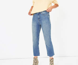 Oasis Edie Straight Leg Jeans