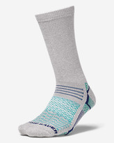 Eddie Bauer Women's Active Pro COOLMAX® Crew Socks