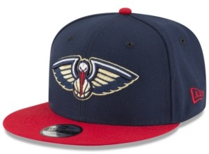New Era Boys' New Orleans Pelicans Basic 9FIFTY Snapback Cap