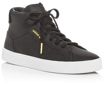adidas Women's Sleek Mid-Top Sneakers