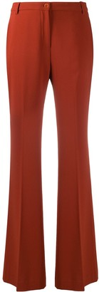 Aspesi Cady flared trousers