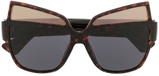 Moschino Double Lens Sunglasses