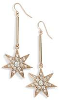 BP Women's Star Drop Earrings
