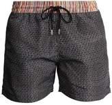 Paul Smith Geometric-print swim shorts