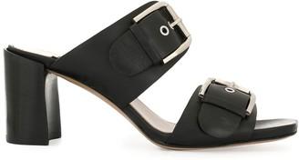 Premiata Block Heel Sandals