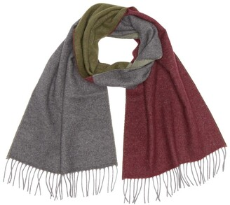 Chelsey Imports Color Block Reversible Scarf