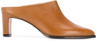 ATP ATELIER Pointed Toe Mules