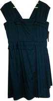 Marc Jacobs Pleated Short Dress