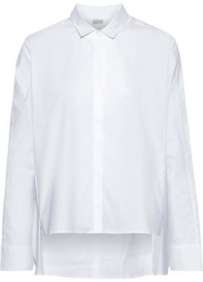 Charli Soren Cotton-blend Poplin Shirt