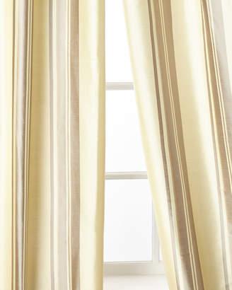 """Home Silks Ferris Curtain Panel, 96""""L"""