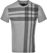 Barbour Bank T Shirt Grey