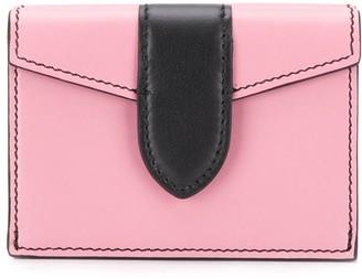 Smythson Mini Trifold purse