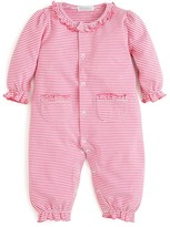 Kissy Kissy Infant Girls' Ministripe Playsuit - Sizes 0-9 Months