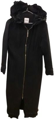 Moschino Cheap & Chic Moschino Cheap And Chic Black Coat for Women